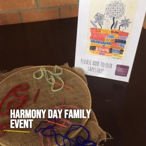 Harmony Day Family Event
