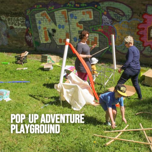 Pop-Up Adventure Playground
